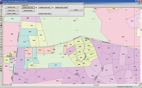 Loudoun County Property Tax Records Application Aids Land Assessment Analysis