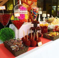 Mexican candy buffet mexican candy table and mexican themed weddings