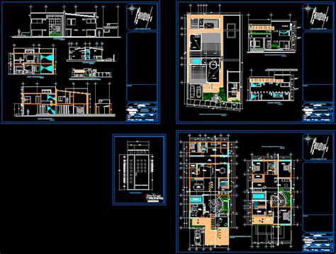 farm house dwg plan  autocad designs cad