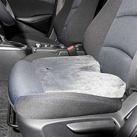 pillow for driving car seat cushion premium therapeutic grade car wedge