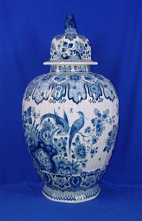 Delft Vase by Galleria D Arte Rinascimento Delft And Antiques