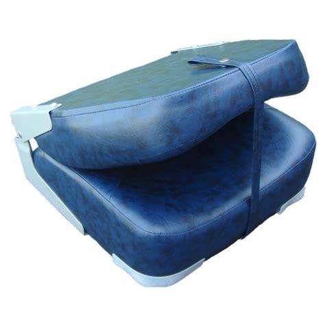 folding boat helm seats waveline deluxe folding helm seats sheridan marine