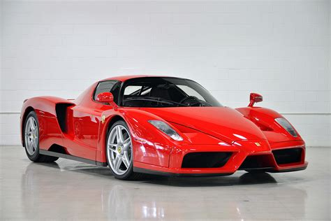 My Precious Ferrari Enzo With Just 354 Miles For Sale