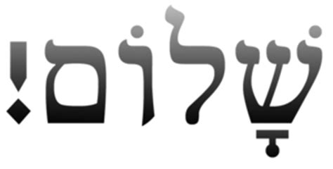 insight into hebrew shalom hebrew language blog