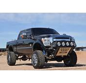 Lifted Off Road Ford Truck  Wheels