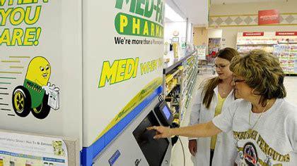 automatic medicine vending machines for prescriptions
