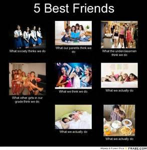 Best Friend Memes - 5 best friends meme generator what i do