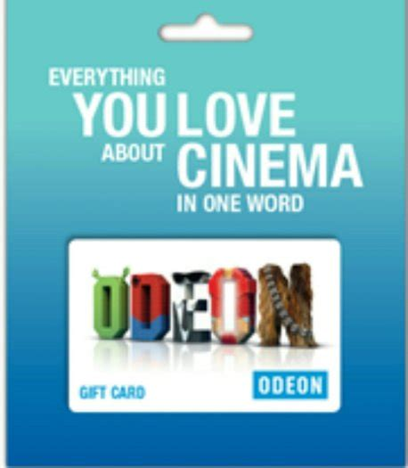 Where Can I Buy Odeon Gift Cards - odeon 50 euro gift card for sale in lucan dublin from joseph66