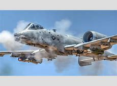 A-10 Ground Attack Aircraft In Action: Strafing Runs - YouTube A 10 Warthog Pictures To Print Navy
