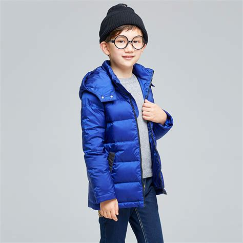 Hoodie Jdm Boy Clothing dimond boy hoodie with zipper padded coats infant toddler snowsuit reima duck thick coat