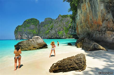 complete guide to the phi phi islands in thailand phi phi islands tour by express boat cruise to phi phi