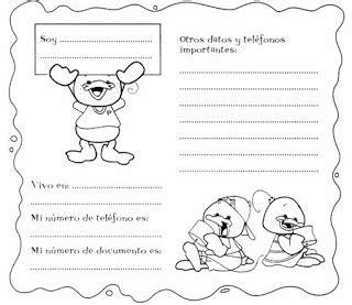 imagenes para colorear jardin de infantes publicado por el rincon en 19 09