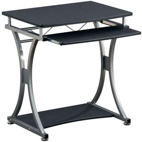 scrivanie per piccoli spazi scrivania per pc compatta nero per piccoli spazi porta