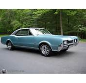 1967 Oldsmobile F 85  Information And Photos MOMENTcar
