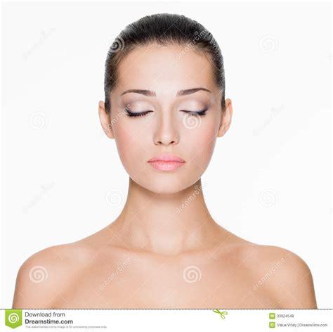 image gallery ojos bonitos con caras cara hermosa con los ojos cerrados hermosos foto de