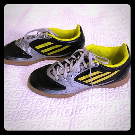 56 adidas other adidas f5 indoor soccer cleats size 3 from bg s closet on poshmark