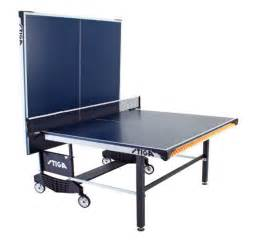 stiga sts 385 table tennis table sporting goods indoor