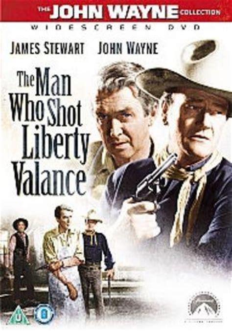 el hombre que mato a liberty valance cowboys la el hombre que mat 243 a liberty valance cineforum de