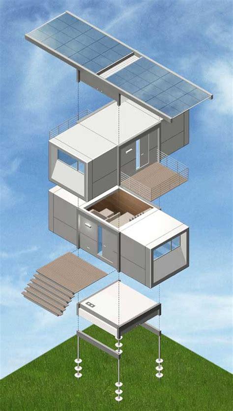 Prefabricated House   Prefab Home Design   e architect