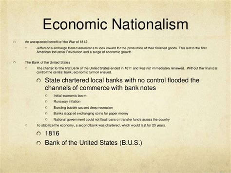 economic sectionalism his 121 ch 8 9 the emergence of a market economy