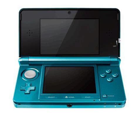 nintendo 3ds handheld console nintendo 3ds handheld console gadgetsin