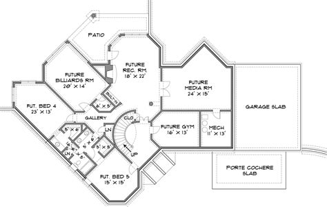 4000 square foot house plans one story best house plans 4000 square feet
