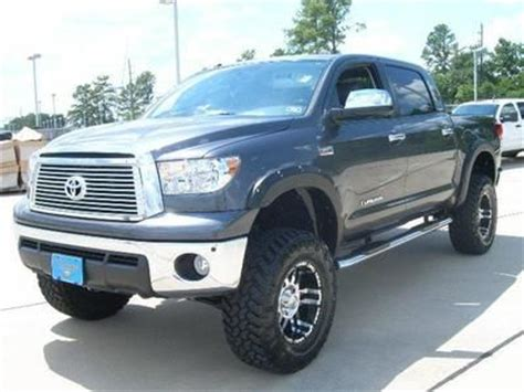 buy used 2012 toyota tundra truck crew max cab 6 speed automatic electronic w overdrive in buy used 2012 toyota tundra 4wd crewmax platinum edition 5 7l low miles lifted leather in