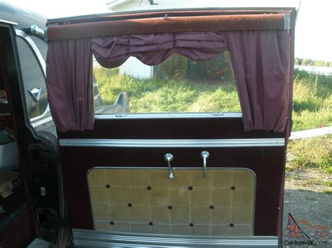 hearse curtains cadillac other superior hearse