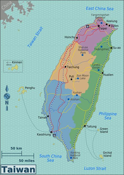 taiwan map asia maps of taiwan detailed map of taiwan in