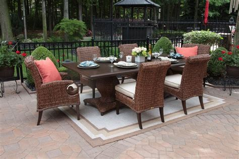 Patio Furniture Luxury by Luxury Patio Furniture Oak Home Ideas Collection