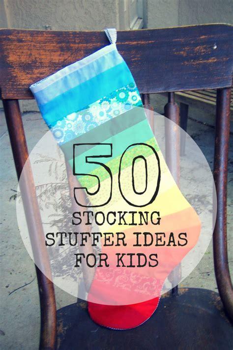 stuffer ideas for 50 stuffer ideas for spark