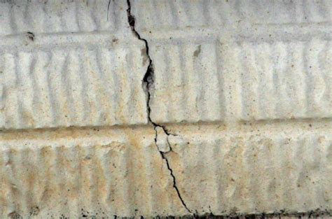 how to repair in basement wall new basement and