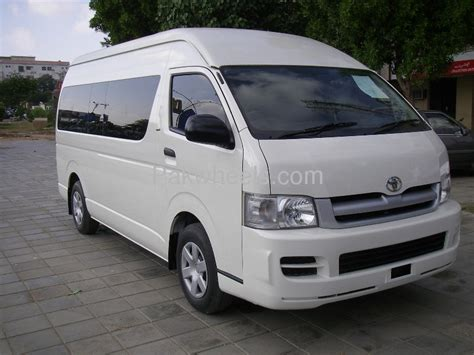2008 Toyota Hiace For Sale Toyota Hiace Grand Cabin 2008 For Sale In Karachi Pakwheels