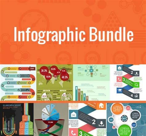 creating infographics indesign last day massive infographic bundle 100 templates