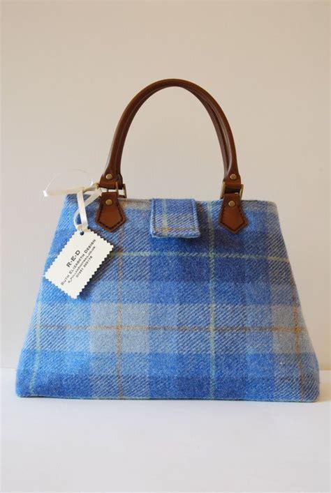 Handcrafted Purses - handmade tweed handbag yes etsy faves beware