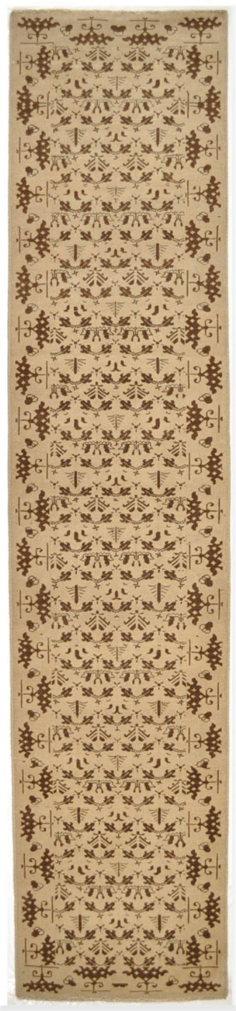 Handmade Runner Rugs - antique look handmade runner rug surena rugs
