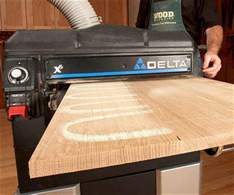 woodworking tool review drum sanders