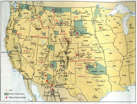 american boarding schools map maps and figures analepsis