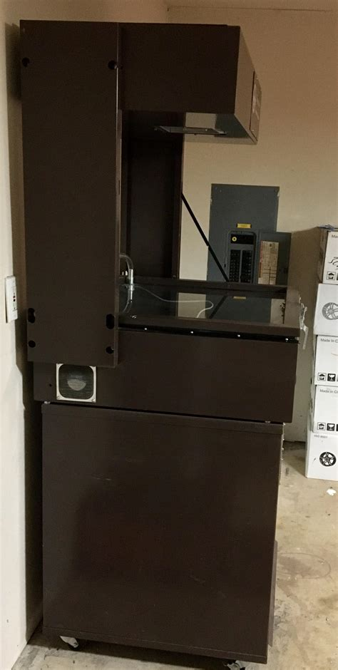 Dryer Cabinet by Brown Mfg Spv2228sd S Series Single Point Exposure Unit W