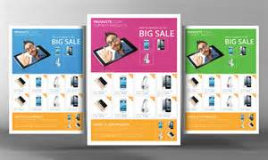 product flyer template products promotion flyer template flyer templates on