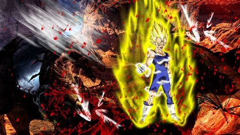 cool vegeta wallpaper majin vegeta wallpaper hd by boeingfreak on deviantart