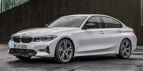 2019 Vs 2020 Bmw 3 Series by India Bound 2019 Bmw 3 Series Revealed With Substantial