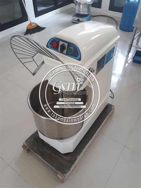Mixer Roti Second mixer kue spiral toko mesin madiun