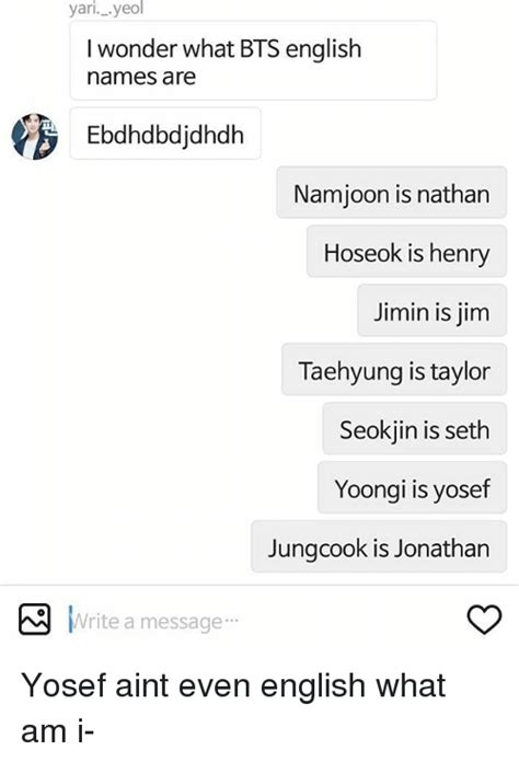 kim taehyung english name funny taehyung memes of 2017 on sizzle butt