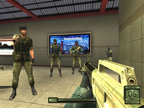sof pc soldier of fortune ii helix free