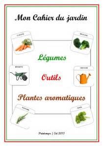 cahier du jardin activit 233 sur le jardinage en maternelle