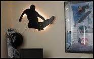 Decorating Ideas For Skateboard Bedroom 1000 Images About Skateboard Decor Ideas On