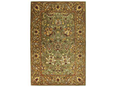 wilshire rug collection bashian rugs wilshire rectangular light green area rug bshr128lgnhg117