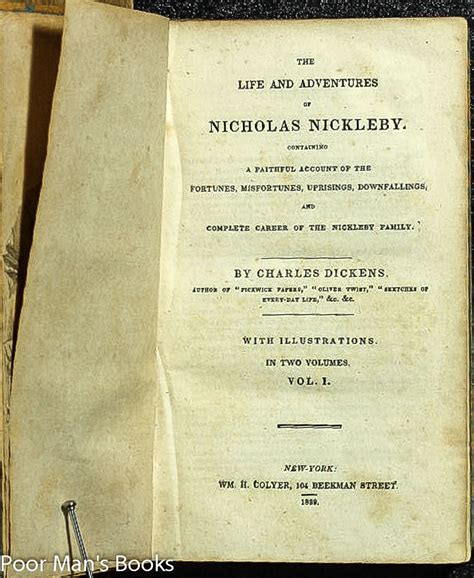 charles dickens biography in spanish discounted rare out of print obscure and used book bookstore