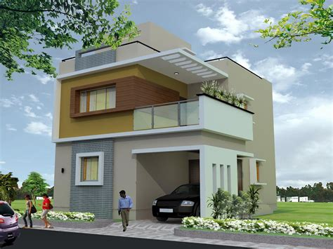 plan for duplex house in 30x40 site studio design